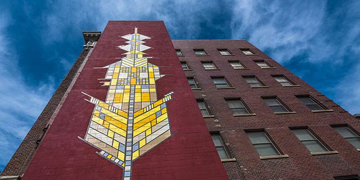 Mason City Murals