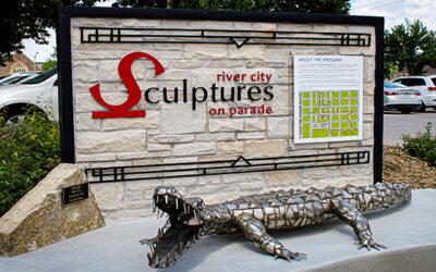 Sculptures on Parade